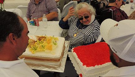 90th Birthday for Maria Coppola